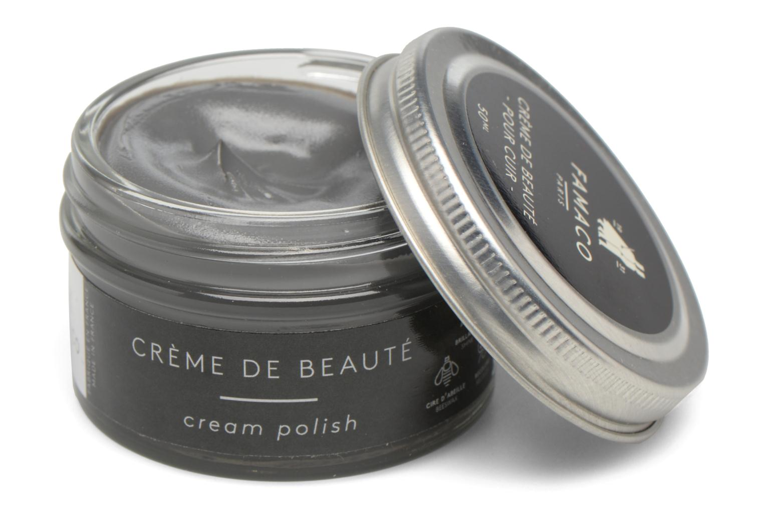 Leather cream 50ml Gris
