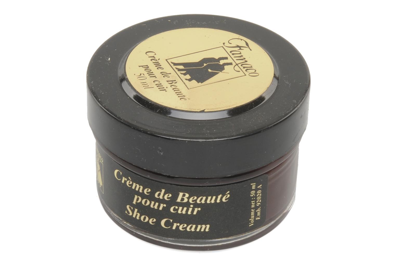 Cirage crème de beauté cuir 50 Ml Bordeaux