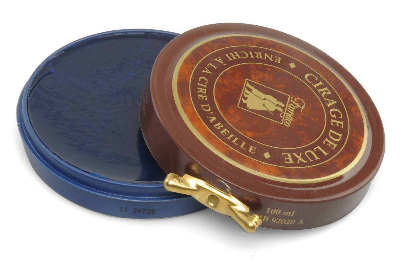 Luxus-Schuhcreme all-in-one (Reinigung, Pflege, Glanzeffekt) Marine