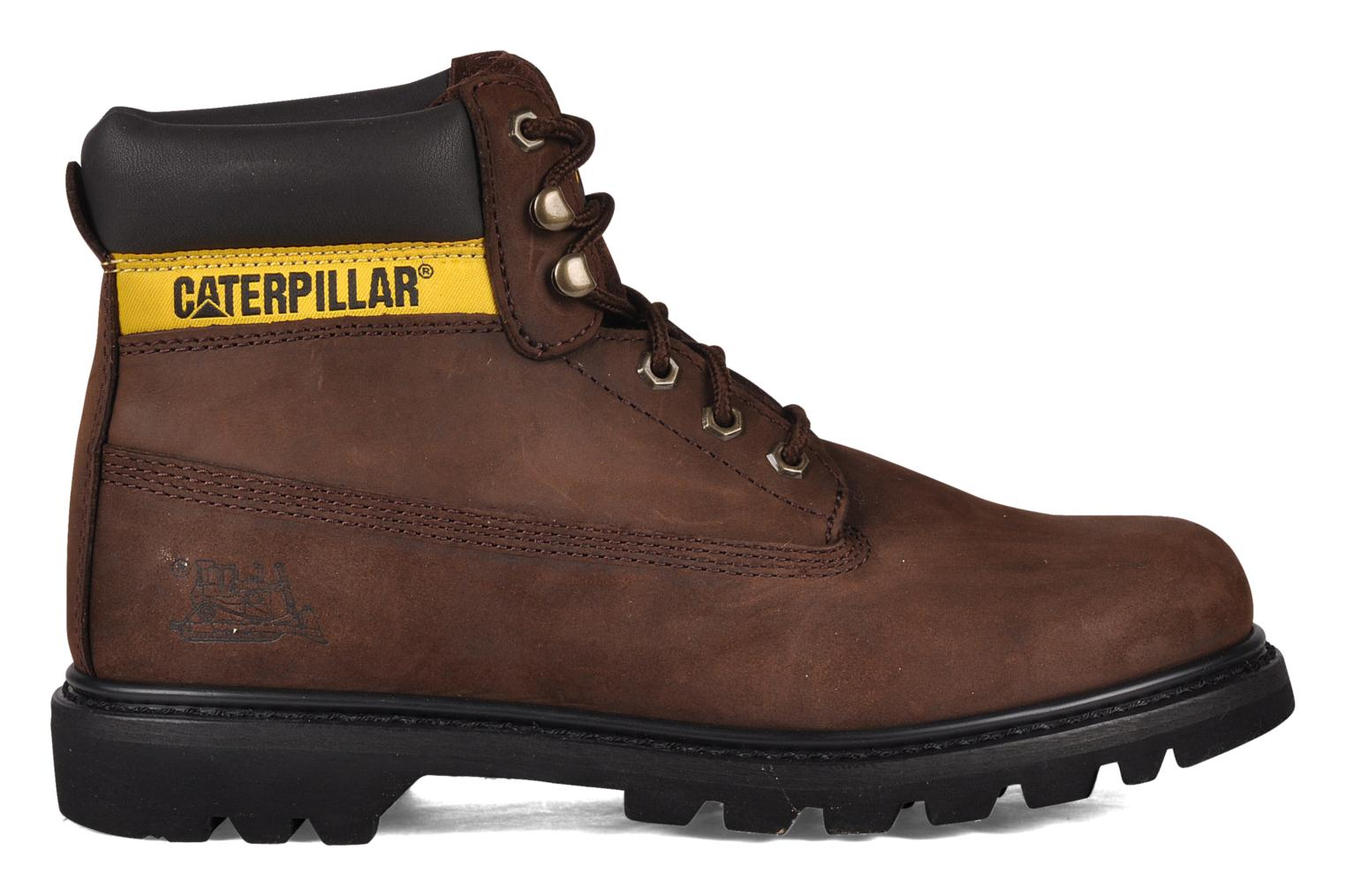 Bottines et boots Caterpillar Colorado Marron vue derrière