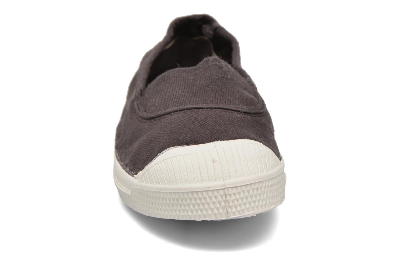 Ballerines Bensimon Tennis Elastique E Violet vue portées chaussures