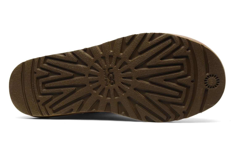 Bottines et boots UGG Classic Short Beige vue haut