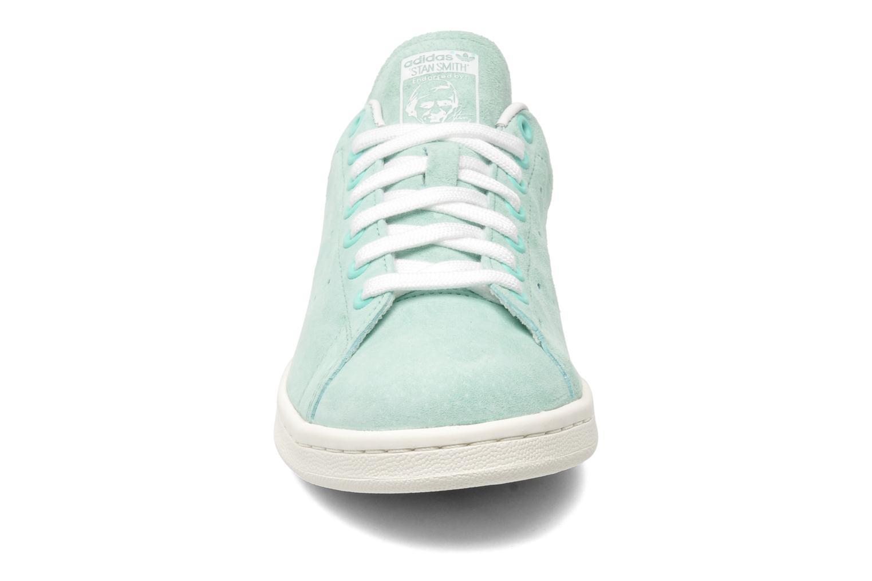 Baskets Adidas Originals Stan Smith Vert vue portées chaussures