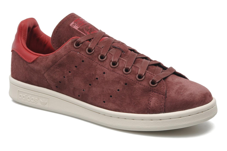 köpa billigaste priset bästa försäljning Adidas Originals Stan Smith (Vinröd) - Sneakers på Sarenza.se (193070)