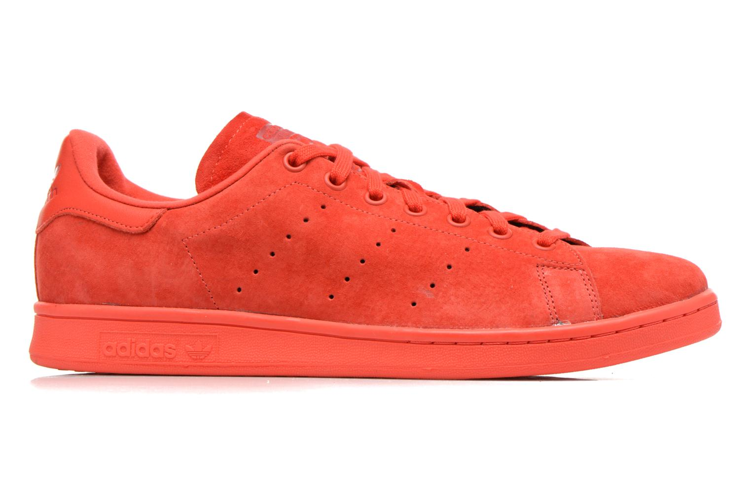 Sneakers Adidas Originals Stan Smith Rood achterkant