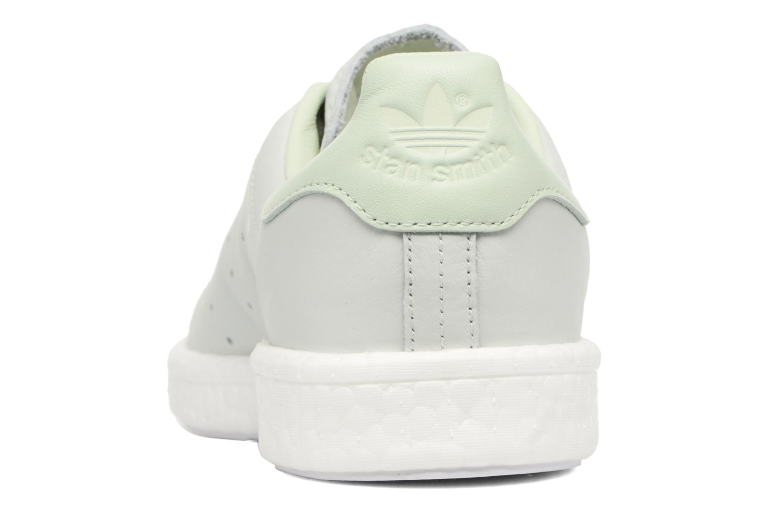 Trainers Adidas Originals Stan Smith Green view from the right