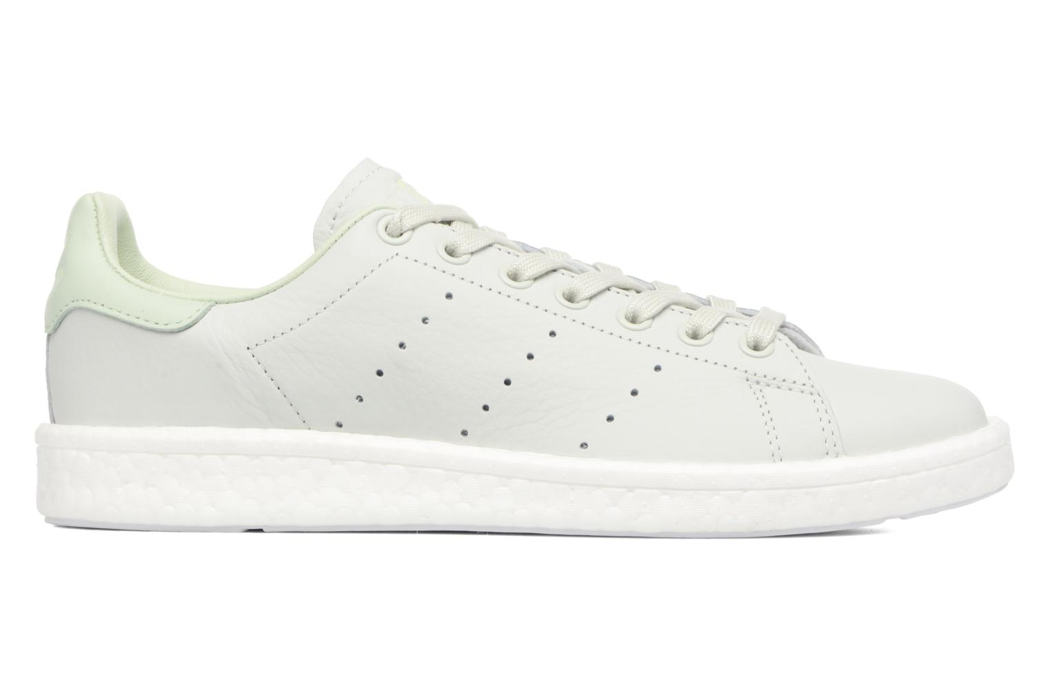 Trainers Adidas Originals Stan Smith Green back view