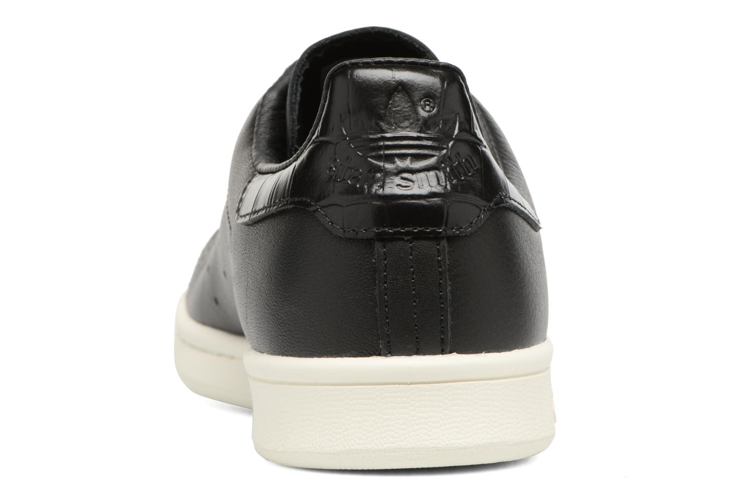 Trainers Adidas Originals Stan Smith Black view from the right