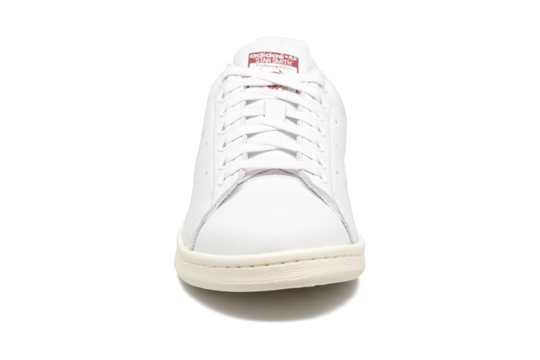 Sneaker Adidas Originals Stan Smith weiß schuhe getragen