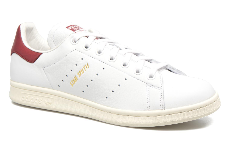 Deportivas Adidas Originals Stan Smith Blanco vista de detalle / par