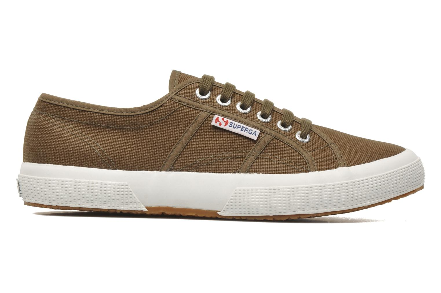 Trainers Superga 2750 Cotu M Green back view