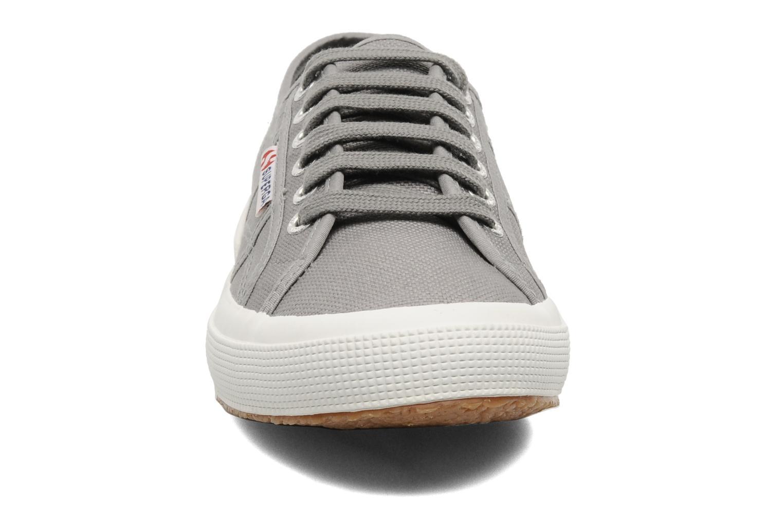 Sneaker Superga 2750 Cotu M grau schuhe getragen