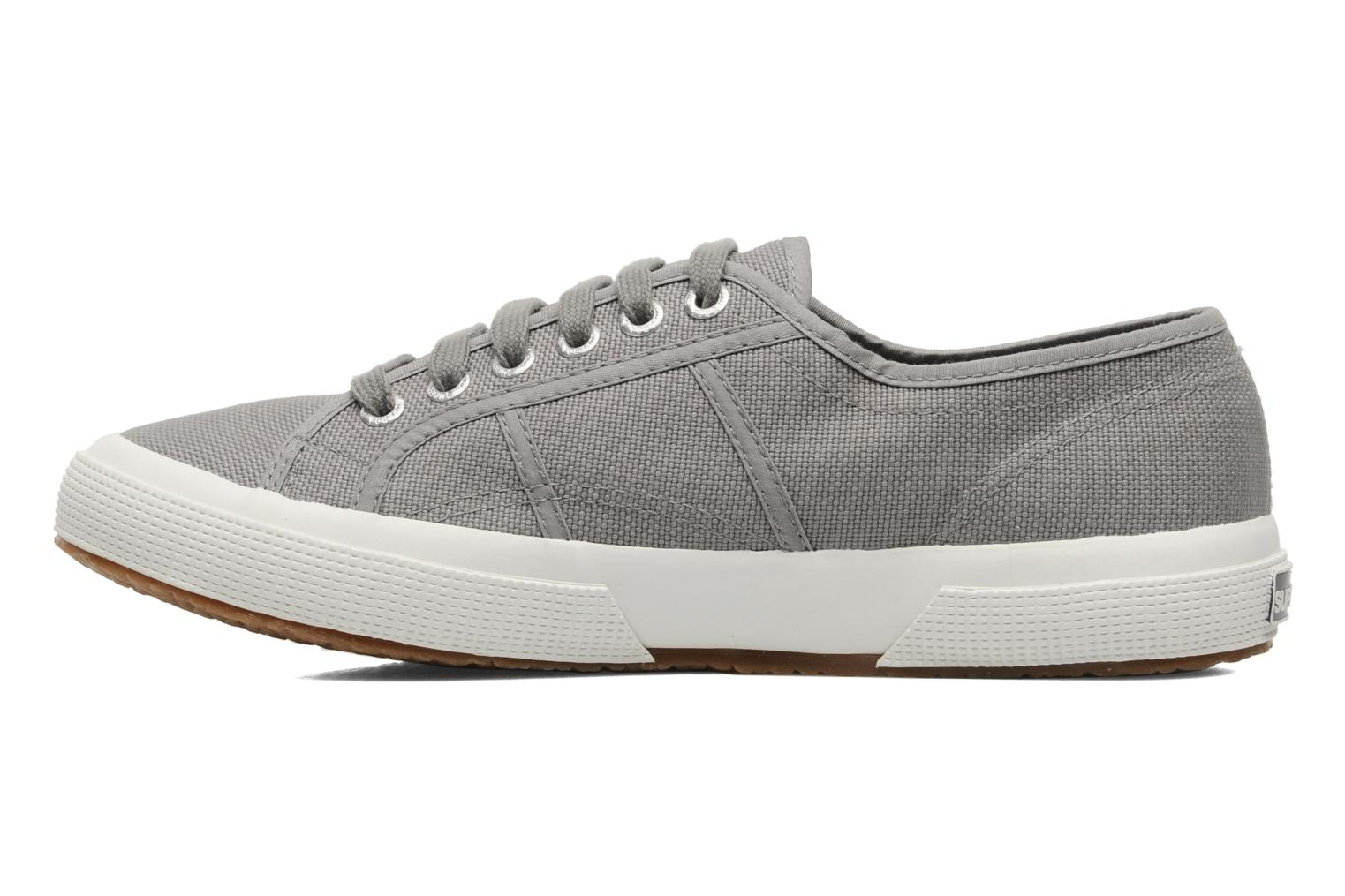 Trainers Superga 2750 Cotu M Grey front view