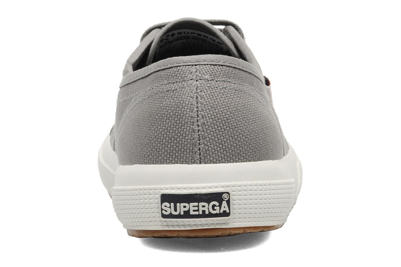Sneaker Superga 2750 Cotu M grau ansicht von rechts