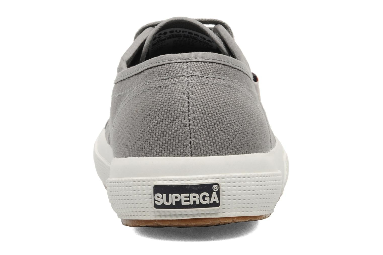 Trainers Superga 2750 Cotu M Grey view from the right