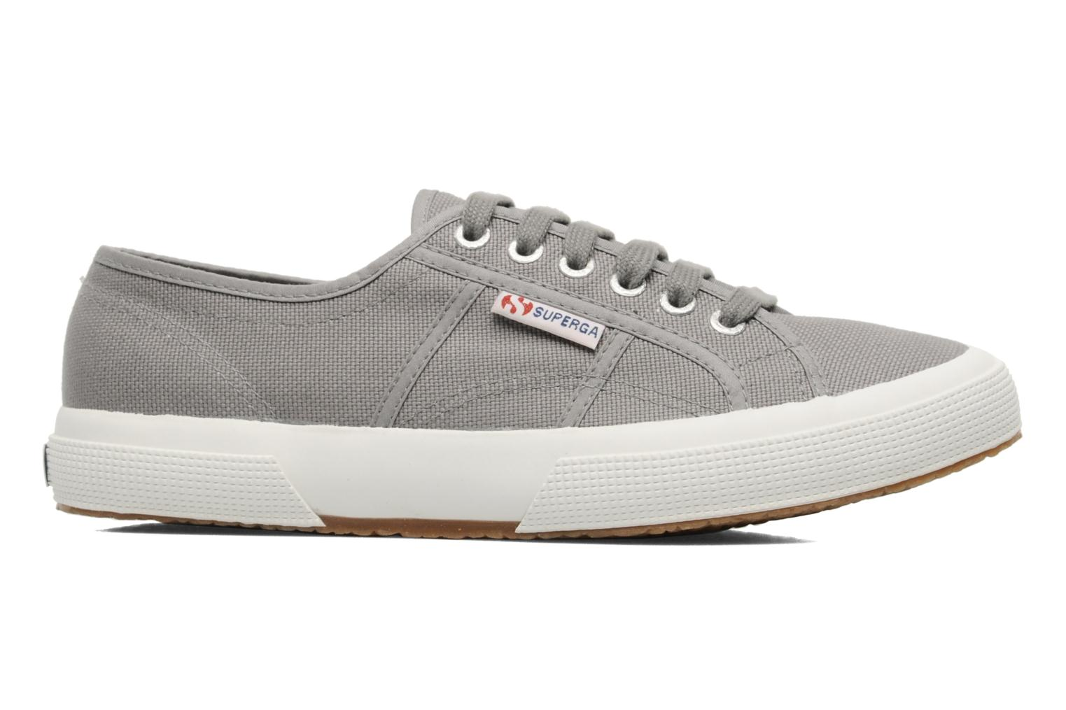 Trainers Superga 2750 Cotu M Grey back view