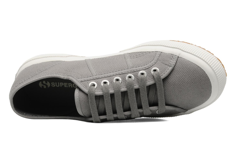 Sneaker Superga 2750 Cotu M grau ansicht von links
