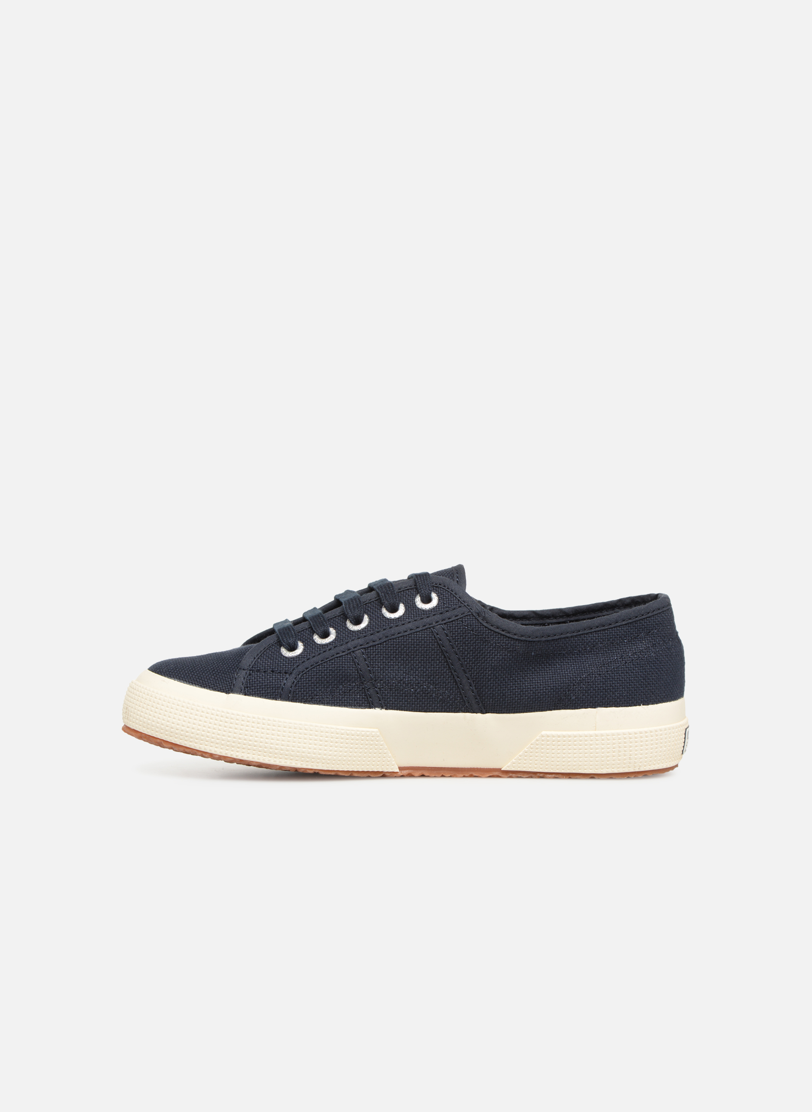 Trainers Superga 2750 Cotu W Blue front view