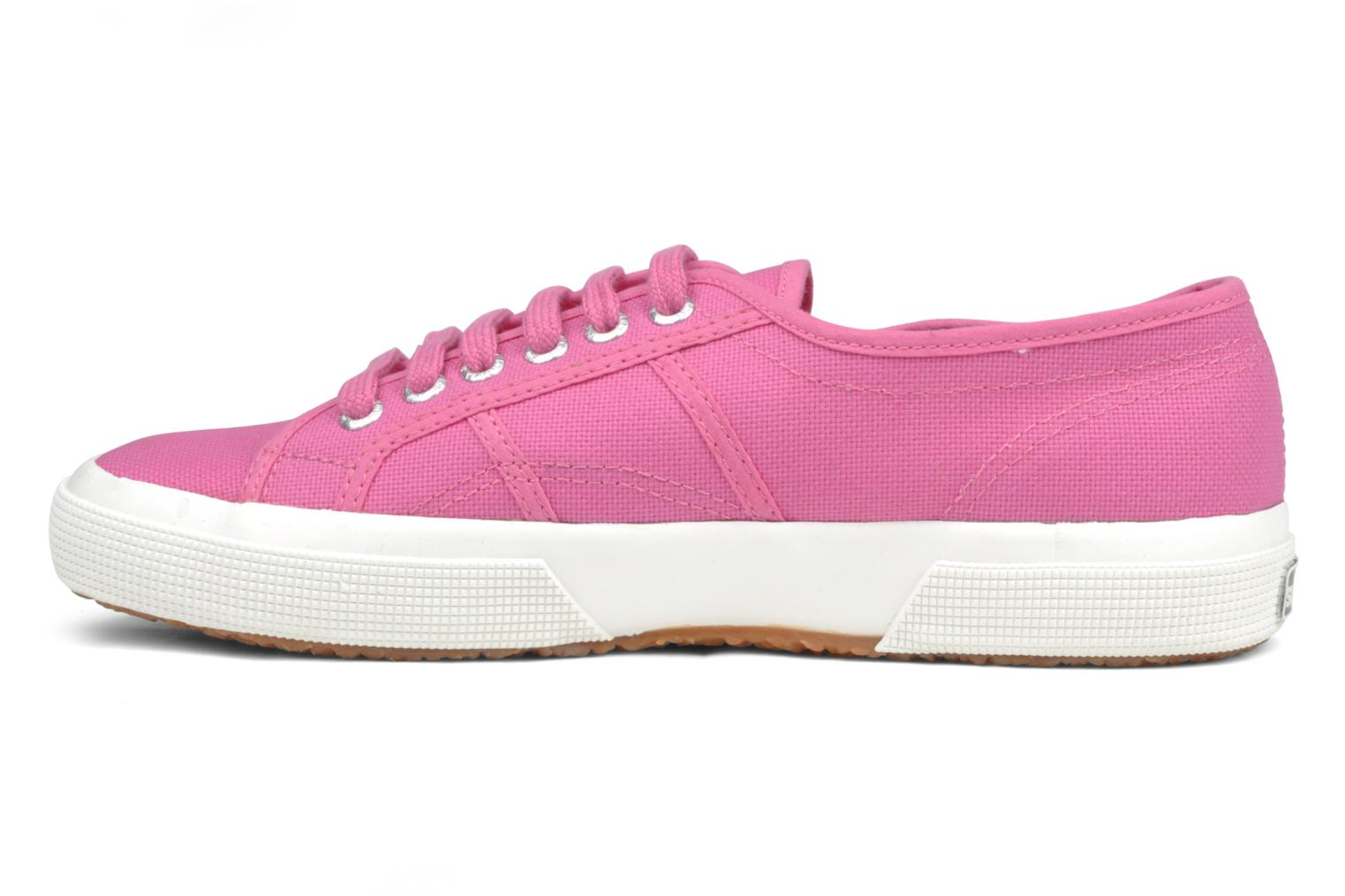 Trainers Superga 2750 Cotu W Pink front view