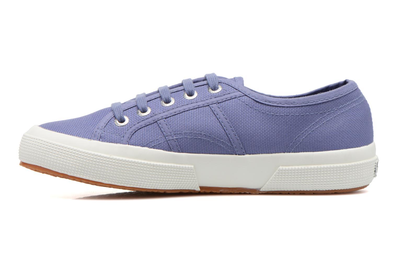 Sneaker Superga 2750 Cotu W lila ansicht von vorne
