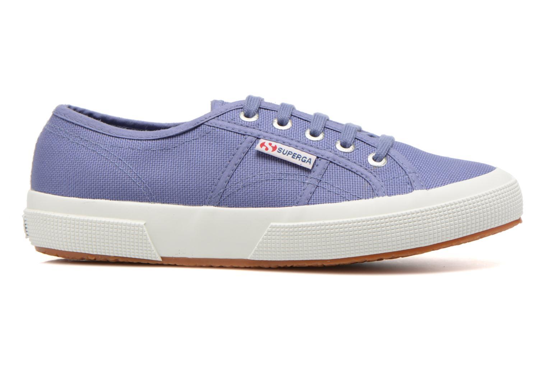 Sneaker Superga 2750 Cotu W lila ansicht von hinten