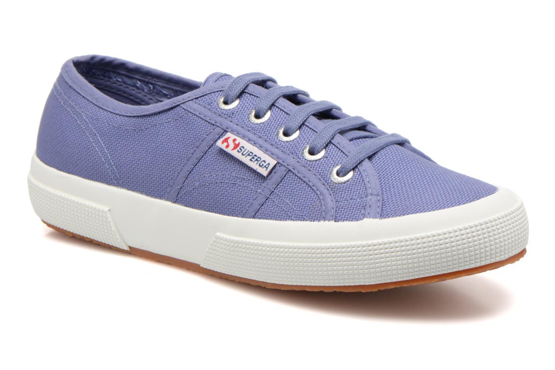 Sneakers Superga 2750 Cotu W Paars detail