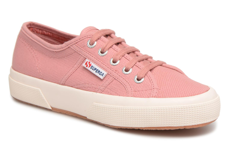 SUPERGA 2790 Flatform corda da donna Sneakers Scarpe di tela bianca 6 UK