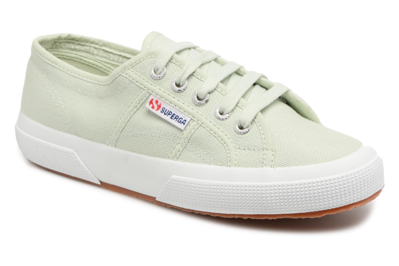 Zapatos promocionales Superga 2750 Cotu W (Verde) - Deportivas   Gran descuento