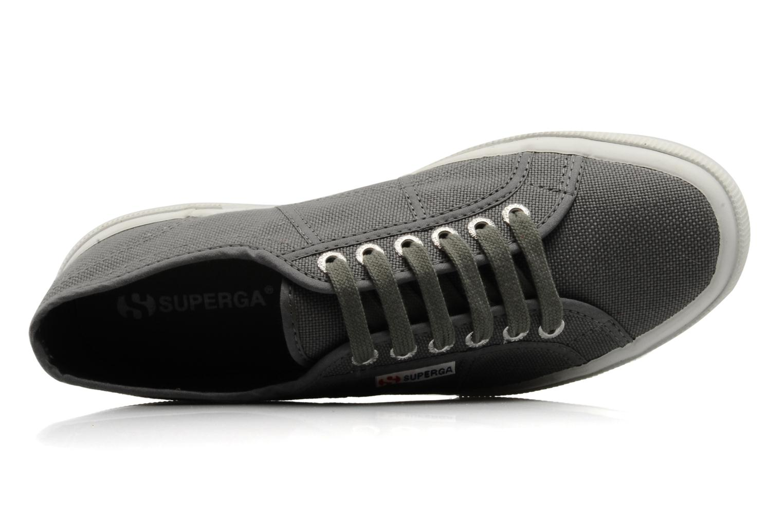 Sneaker Superga 2750 Cotu W grau ansicht von links