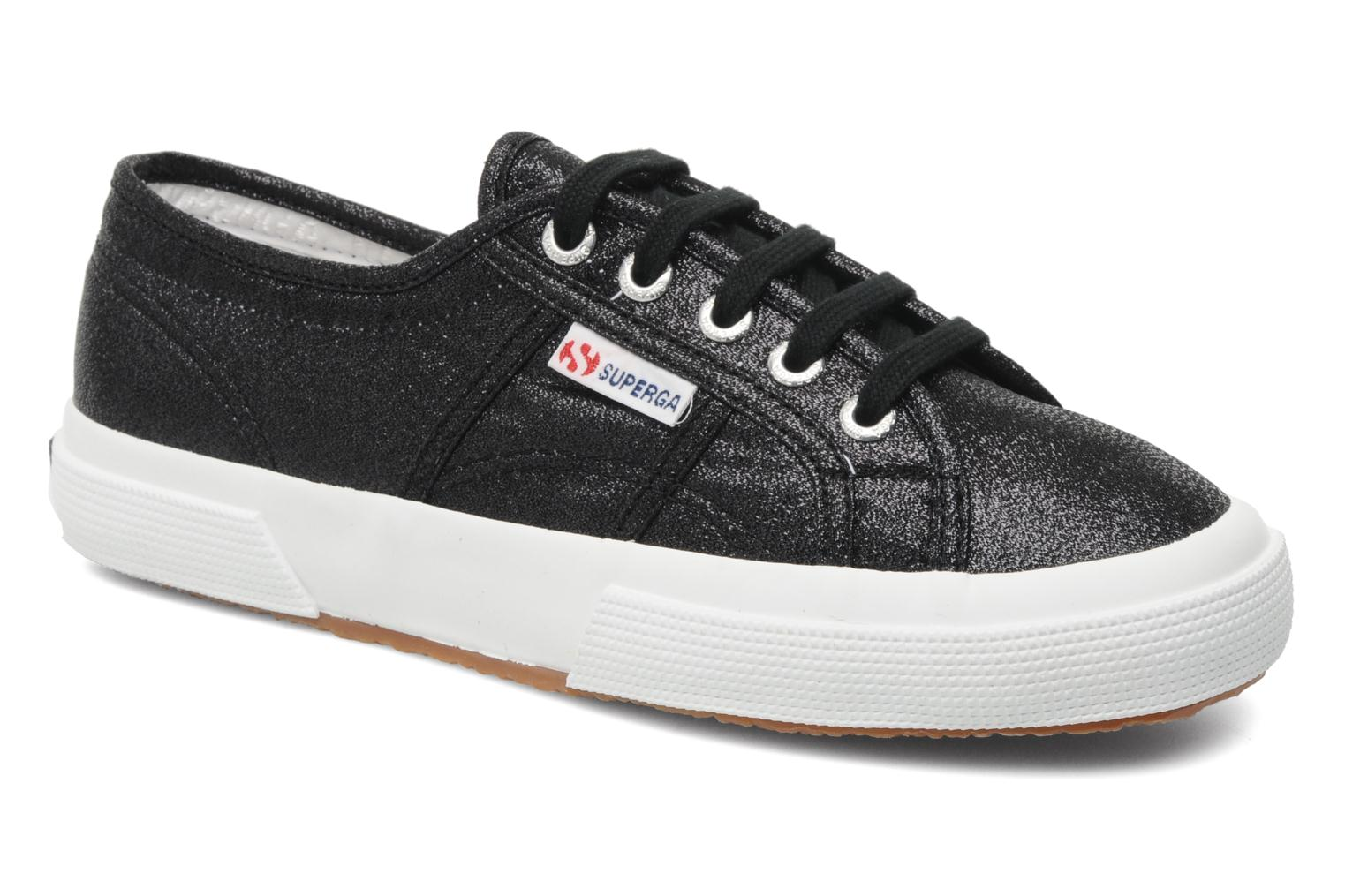 Donna Superga 2750 Lame W Sneakers Nero