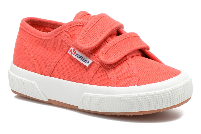 Sneakers Superga 2750 J Velcro E Roze detail