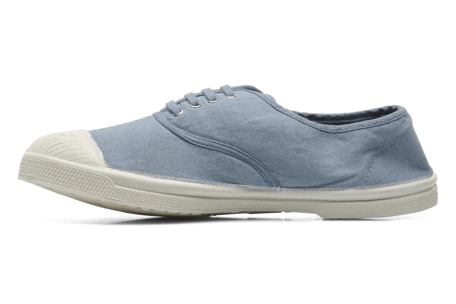 Sneakers Bensimon Tennis Lacets Azzurro immagine frontale