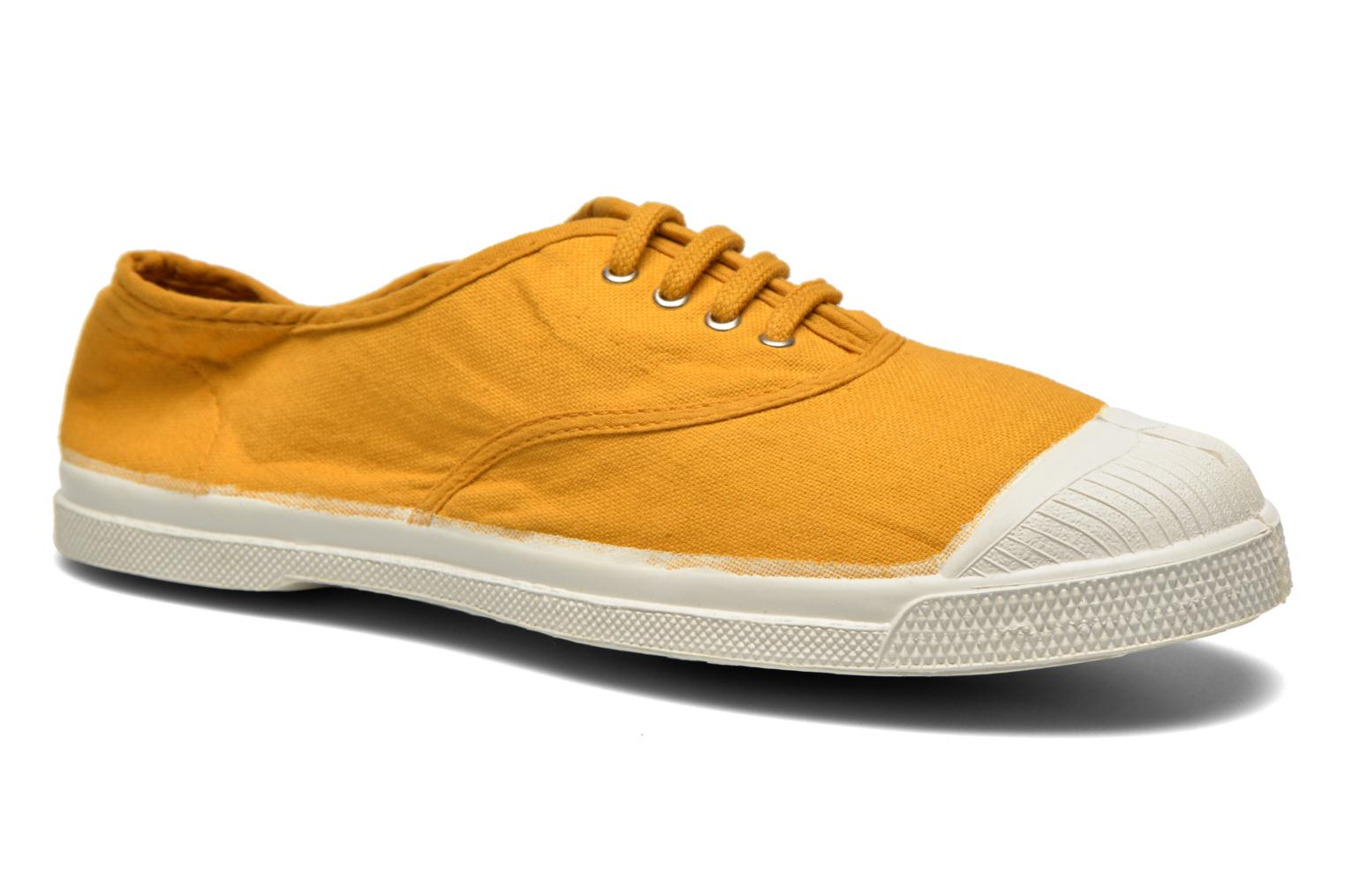 Tennis Lacets Jaune
