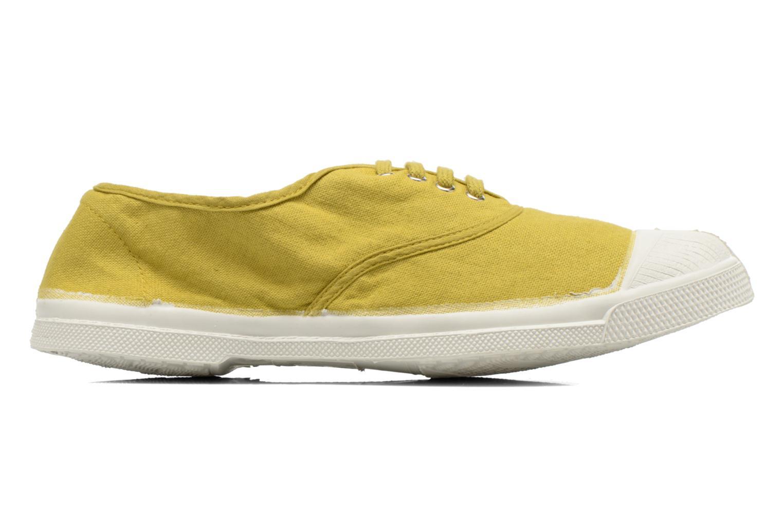 Sneakers Bensimon Tennis Lacets Groen achterkant