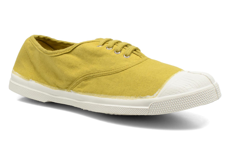Sneakers Bensimon Tennis Lacets Groen detail