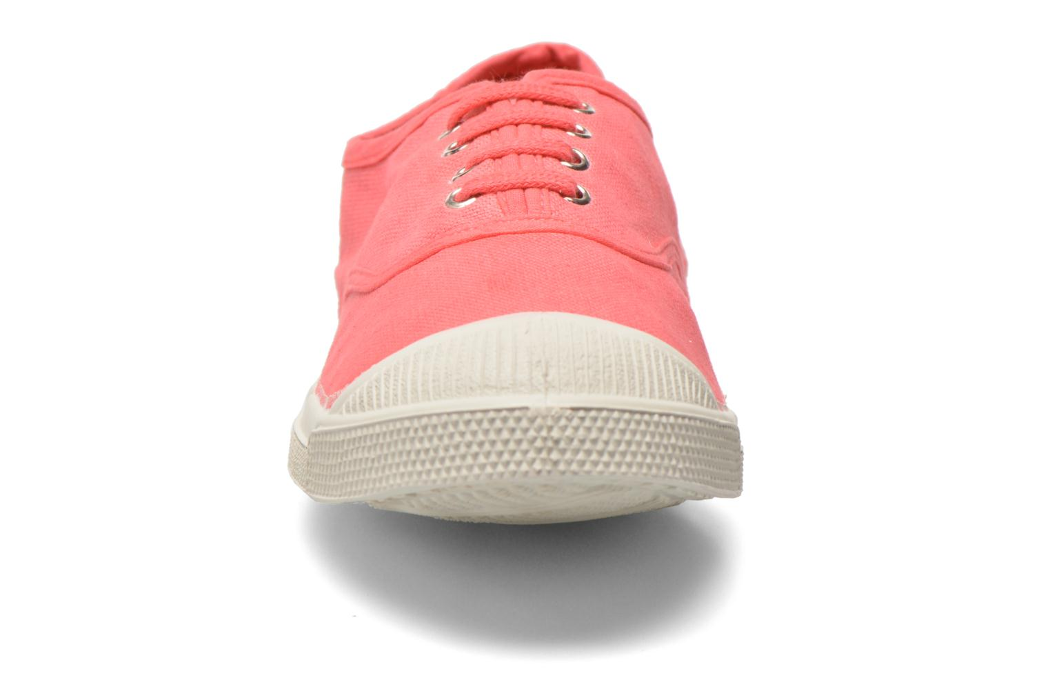 Tennis Lacets Rose