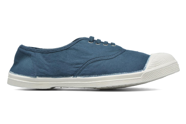 Sneakers Bensimon Tennis Lacets Blå se bagfra