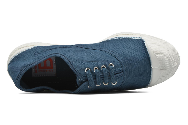 Sneakers Bensimon Tennis Lacets Blauw links