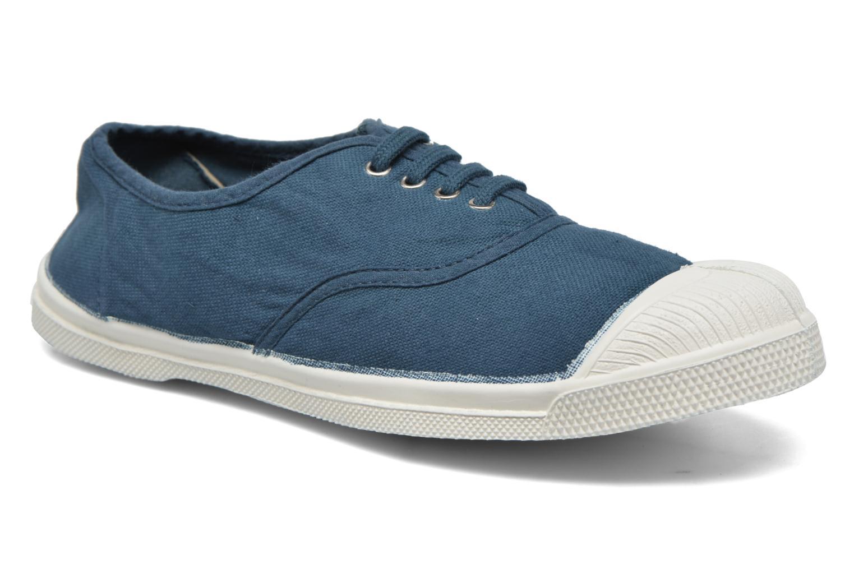 Sneakers Bensimon Tennis Lacets Blå detaljeret billede af skoene