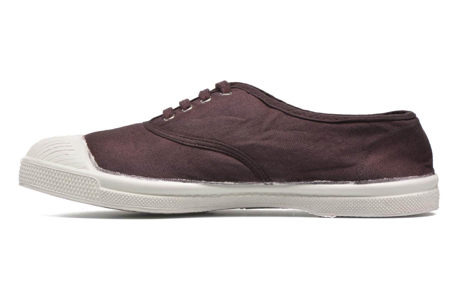 Sneakers Bensimon Tennis Lacets Lilla se forfra