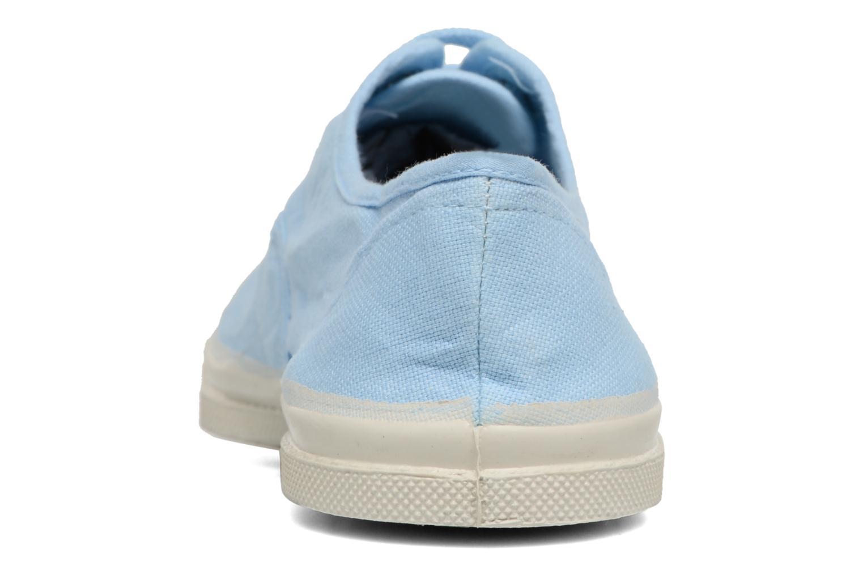 Tennis Lacets Bleu clair