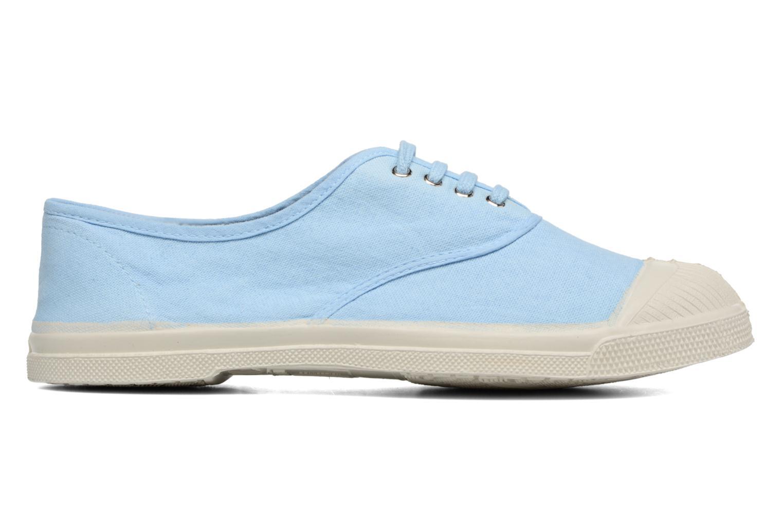Sneakers Bensimon Tennis Lacets Azzurro immagine posteriore