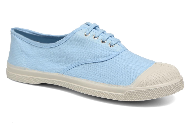 Sneakers Bensimon Tennis Lacets Blauw detail