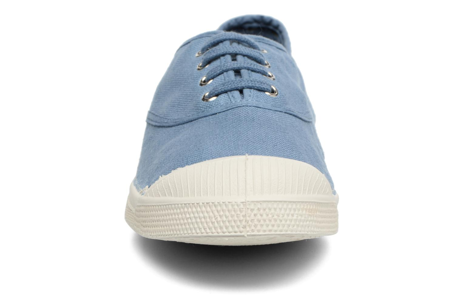 Tennis Lacets Denim 2