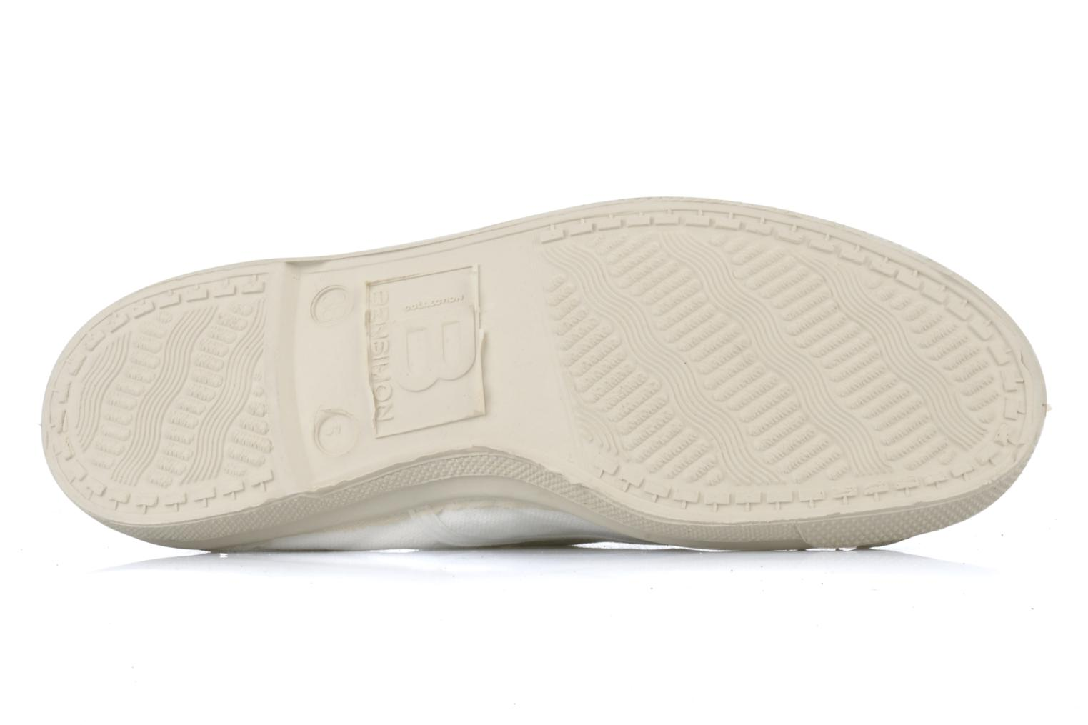 Sneakers Bensimon Tennis Lacets Hvid se foroven