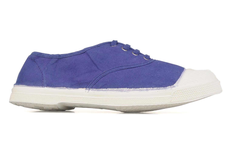 Sneakers Bensimon Tennis Lacets Viola immagine posteriore