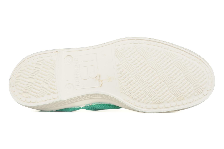 Sneakers Bensimon Tennis Lacets Groen boven