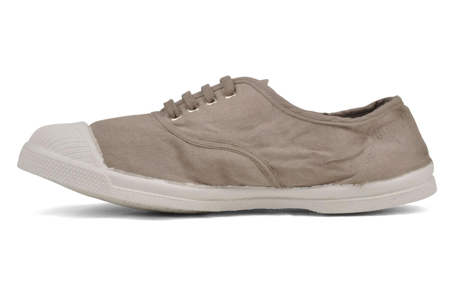 Trainers Bensimon Tennis Lacets Beige front view