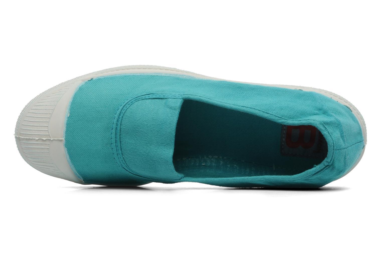 Tennis Elastique Turquoise