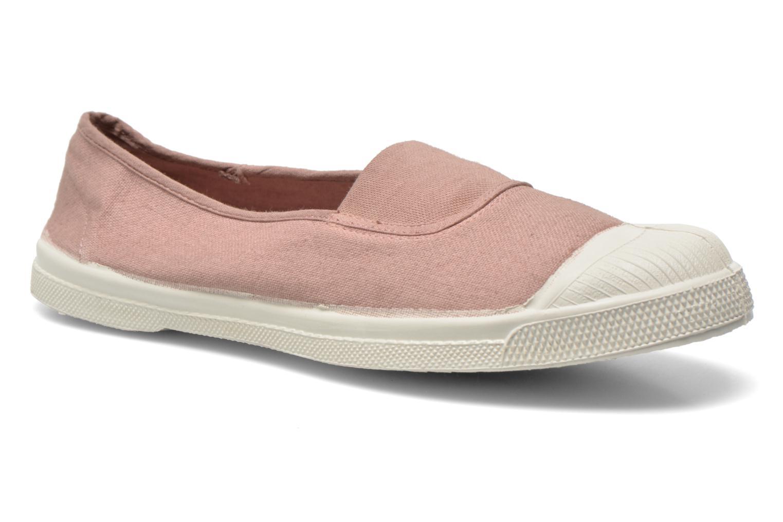 Ballerinas Bensimon Tennis Elastique rosa detaillierte ansicht/modell